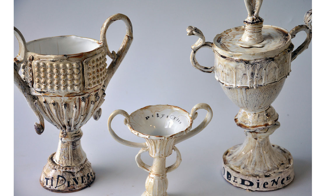 Efrat Eyal Housewife Trophies
